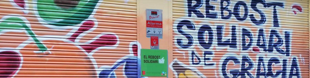 El Rebost Solidari de Gràcia